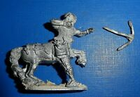 Grenadier Models Armoured Centaur with X-Bow A101 Metal Fantasy Lords 1985