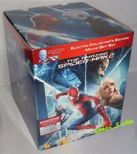 The Amazing Spider-Man 2 Electro Buste Collector blu ray Set Limited New 3D 2D