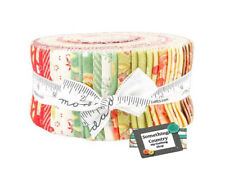 Quilting Jelly Roll Sewing HAZEL AND PLUM 2.5 Inch Strips Cotton Fabrics New