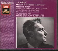 Bach(CD Album)Mess H-Moll/ Messe En Si Mineur/ Mass In B Minor-New