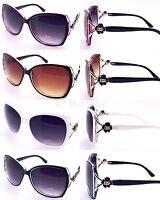 New DG Eyewear Womens Fashion Sunglasses Designer Shades Retro Large (#418)