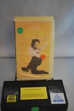 Shaolin Wooden Men  Kung Fu Martial Arts VHS Video Tape Rare OOP