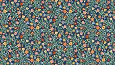Makower 'Crafty Cats' Collection - Flowers