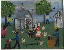 Outsider Folk Art May Kugler