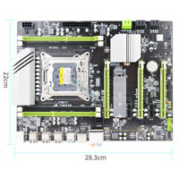 For Intel X79 Mainboard Motherboard LGA2011 USB 3.0 ATX DDR3 M.2 PCI-E NVME