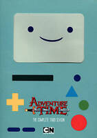 ADVENTURE TIME: The Complete Third Season (DVD, 2014, 2-Disc Set)