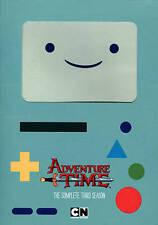 Adventure Time: Season 3 by Jeremy Shada, John DiMaggio, Hynden Walch, Tom Kenn