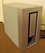 Active Powered Subwoofer Speaker 80W Sony SA-WMS7 Silver Sub Woofer Home Theatre