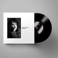 """Angel Olsen - Smaller / More Than This Exclusive Limited Edition 7"""" Vinyl LP"""