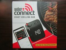New listing Weber 3201 Connect Smart Grilling Hub - Black Brand New