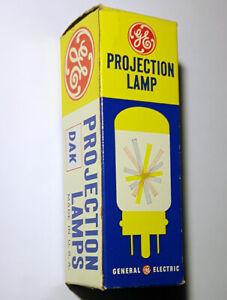 GE (General Electric) PROJECTOR LAMP ** DAK ** 500W 120V