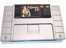 Wolfenstein 3D SNES Super Nintendo NTSC USA first-person shooter video game cart
