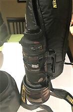 EX-Nikon-Nikkor-AF-S-ED-200-400mm-f4-VR-200-400-f4-0-4-0-lens-USA-version