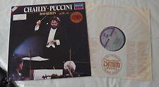 Riccardo Chailly - Giacomo Puccini RSO Berlin RARE NM Condition