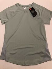 Under Armour New Qualifier Hexdelta Short Sleeve Women's Size Small 1326504 $40