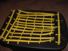 Vintage Lot Of 14 1/32 Yellow Strombecker Guard Rails Railing 60s 70s