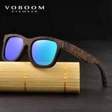 Luxus Bambus Holz Polarisiert Sonnenbrillen Carving Spiegelbein Brillen TA03-B weVqpU