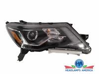 OEM Headlight - Nissan Pathfinder W/LED 17-18 Rh