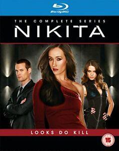 Nikita  The Complete Series [Bluray] [2014] [Region Free] [DVD]