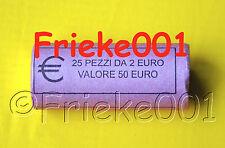 Italië - 2 euro comm rol 2010.