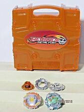 Metal Fury Beyblade Case Lot Spinners Hasbro Tomy Toy 2010