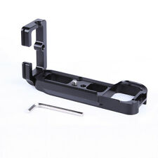 New Quick Release L-Plate Vertical Hand Grip Holder for Sony A7 A7R DSLR Camera