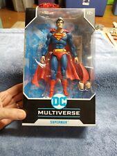McFarlane Dc Multiverse Superman Action Comics #1000 Figure