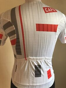 CAPO Cycling Jersey Size Small Made In Italy