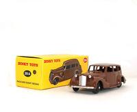 DINKY TOYS 1/43 DeAgostini 39A Packard Eight Sedan Die-cast Car Model Collection