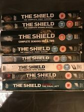 The Shield Seasons 1 2 3 4 5 6 7 DVD Boxsets Choose From List