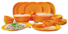 Oliveware Pack of 32 Dinner Set(Polypropylene)