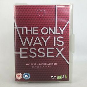 The Only Way Is Essex Series 1-6 DVD Set Free Post