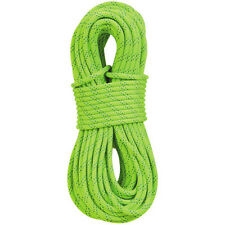 New England KMIII 7/16 x 150' Static Climbing Rescue Caving Rope Polyester Green