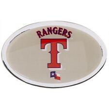 Texas Rangers Color Auto Car Emblem