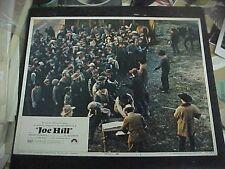 JOE HILL, nr mint orig LCS (Thommy Berggren, Ann Schmidt)