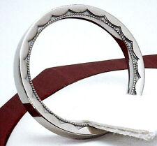 Tacori Stock#423Ety New Designer Womens Premium 18K White Gold Wedding Band