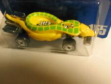 early 90`s Hotwheels blue card #155  TURBOA yellow & green   uh   MIP BP 1990
