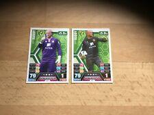 Match Attax 2013/14 John rojiza error/errata/tarjeta de variación Raro