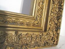 VINTAGE HAND MADE FRAME FOR PAINTING 25 X 17  INCH OUTSIDE 29 X 21 INCH