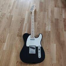 Fender squier affinity tele MN BK - Telecaster Gitarre