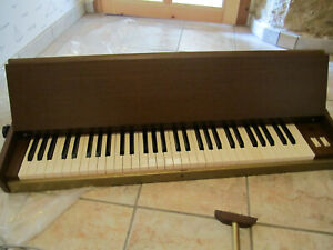 Hohner-Electronic Pianet N - Anleitung - Klangbeispiele - E-Piano - Klavier
