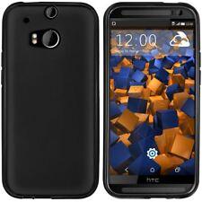 mumbi Hülle für HTC One M8 / M8s Schutzhülle Case Tasche Cover Handyhülle Schutz