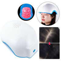 Laser Hair Growth Regrowth Helmet Reduce Hair Loss Prevention Cap Therapy Home