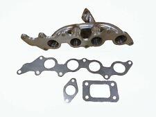 OBX T3 Turbo Manifold Header Fit 2004 05 06 07 2008 Mazda 3 Mazda3 2.0L 2.3L