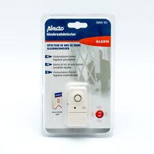 Alecto GBA-10 Glasbruchmelder Glasbruchalarm Glasbruchsensor Fenster Alarm NEU