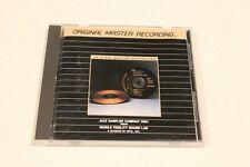 MFSL - Jazz Sampler MFSL JS-1 24 KT Gold CD Japan Ultradisc -  VERY RARE OOP