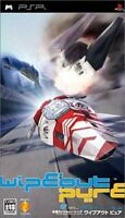 Used PSP WIPEOUT PURE Wipeout Pure Japan Import^