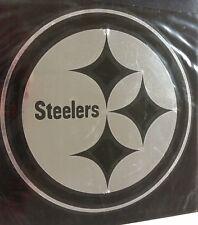 NFL Pittsburgh Steelers Professional Window Graphics, New (Logo)