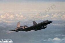 65359f74dca91 United states air force Aviation art Print Lockheed SR-71A Blackbird
