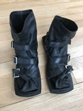 Rare Vintage Belly Button Born in Tokyo Ankle Boots, Harajuku Bopper,